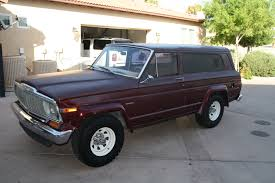jeep cherokee chief xj 1982 jeep cherokee information and photos momentcar