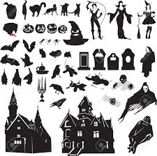 Halloween Silhouette Cutouts Fairy Silhouette Images U0026 Stock Pictures Royalty Free Fairy