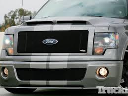 2012 ford f150 projector headlights 2013 ford f 150 hid raptor headlight conversion truckin magazine