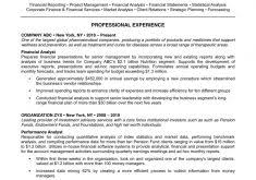 Sample Resume It Professional by Download A Professional Resume Haadyaooverbayresort Com