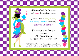 mad hatter baby shower invitations hatter mommy to be ba shower