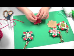 simple handmade ornament