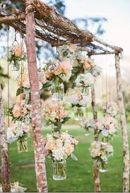 wedding arbor used 50 beautiful rustic wedding decorations