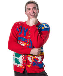 ugly christmas sweaters authentic and charmingly atrocious