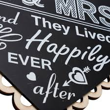 Photo Booth Sign Aliexpress Com Buy 2016 Wooden Wedding Sign Heart Black Board Mr