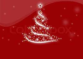 red christmas tree backgrounds u2013 happy holidays