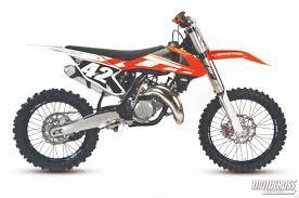 ducati motocross bike motocross action magazine two stroke shootout ktm 125sx vs