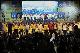 Seeking Quezon City Despite High Survey Ranking Grace Poe Still Not Keen On Seeking