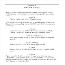 tv commercial script template script exle the godfather sle script page writing basics