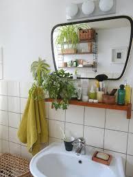 Bathroom Shelf With Mirror Bathroom Wall Mounted Bathroom Shelves Vintage Industrial