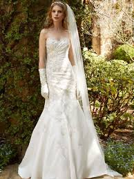 dress fall 2012 davids bridal wedding gown wg3477 v2