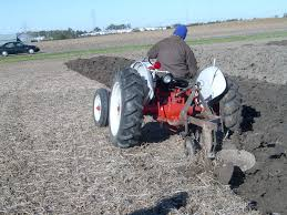 2 bottom plow ford 101