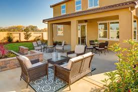 california backyard the marlow modeled u2013 new home floor plan in parker creek by kb home