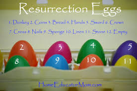 easter resurrection eggs the story of easter resurrection eggs make your own resurrection