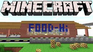 minecraft grocery store youtube