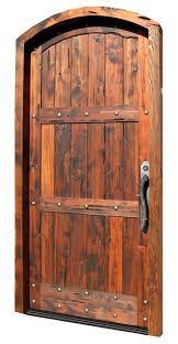 Solid Wood Exterior Doors Marvelous Solid Wood Exterior Door F20 In Wow Home Designing