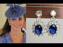earrings kate middleton catherine duchess of cambridge best royal jewellery kate middleton