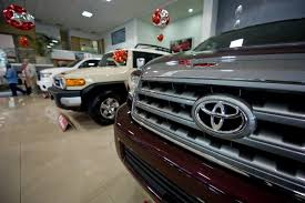 toyota credit loan toyota to pay 21 9 million to settle bias case
