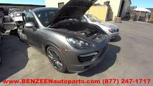 Porsche Cayenne Lifted - 2013 porsche cayenne turbo parts for sale 1 year warranty youtube