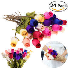 Home Decoration For Wedding Online Get Cheap Wooden Wedding Flowers Aliexpress Com Alibaba