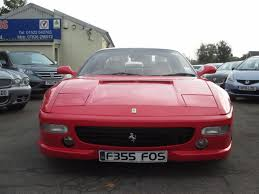 1993 ferrari used 1993 ferrari f355 replica for sale in lincs pistonheads