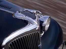 1933 ford cabriolet v8 greyhound ornament photo by daniel wend