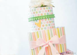 Diaper Cake Directions How To Make A Diaper Cake A Simple Tutorial Somewhat Simple