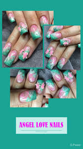 17 best images about angel love nails 2015 2016 on pinterest