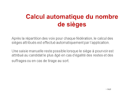calcul repartition sieges elections professionnelles calcul repartition sieges elections professionnelles 58 images