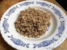 cuisiner le petit eautre recette petit épeautre cuisson la cuisine familiale un plat