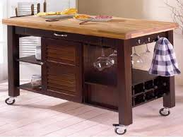 roll around kitchen island movable kitchen islands with storage thediapercake home trend