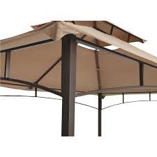 outdoor patio grill gazebo outdoor expressions grill gazebo tjsg 093 do it best