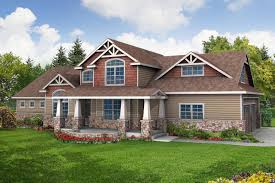 craftsman home design brick craftsman style ranch house plans images luxihome