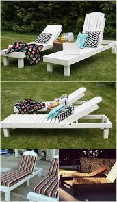 Free Plans For Outdoor Wooden Chairs by 5 Elegant Sunbathing Loungers You Can Diy Free Plans Diy U0026 Crafts