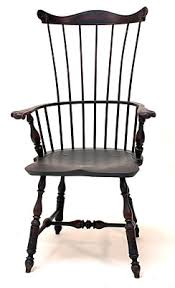 fan back windsor armchair arm chairs lawrence crouse workshop