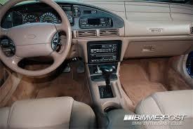 Taurus Sho Interior Shota15 U0027s 1995 Ford Taurus Sho Bimmerpost Garage