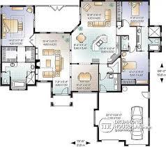Clarendon Homes Floor Plans House Plan W3253 Detail From Drummondhouseplans Com