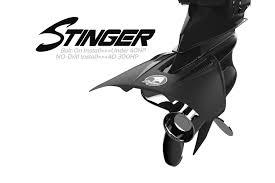 stingray hydrofoils