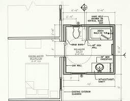 Walk In Closet Floor Plans Modren Residential Bathroom Dimensions Floor Plans Quotes Intended