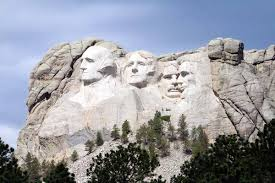 Mt Rushmore Map Mt Rushmore U2013 Dan330