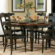 The  Best Round Kitchen Table Sets Ideas On Pinterest Corner - Black kitchen table and chairs