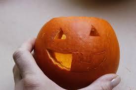 make mini pumpkin lanterns hgtv