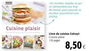 colruyt recettes de cuisine cora promotion 180 recettes marabout weight watchers livres de