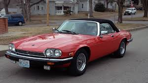 jaguar cars 1990 1990 jaguar xjs convertible f216 kansas city spring 2016