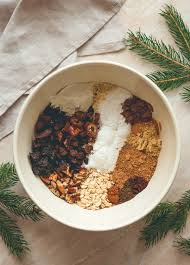 spiced christmas bread with nuts and dried fruit the healthful ideas