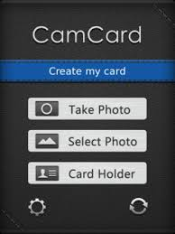 Business Card Carriers Camcard Free Business Card Reader Blackberry World