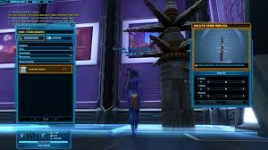 swtor the distant worlds decoration bundle