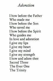 adoration prayers bible spiritual and inspirational