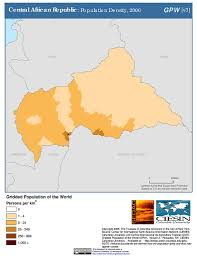 Population Map Of Africa by Maps Population Density Grid V3 Sedac