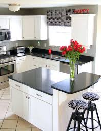 Small Black And White Kitchen Ideas Grey And Black Kitchens Kitchen Grey Kitchen Cabinets Modest